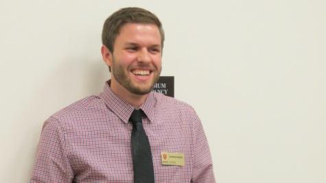 Andrew Gatza was elected Newsletter Editor.