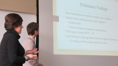 Fourth Indiana Mathematics Education Research Symposium, 2015.